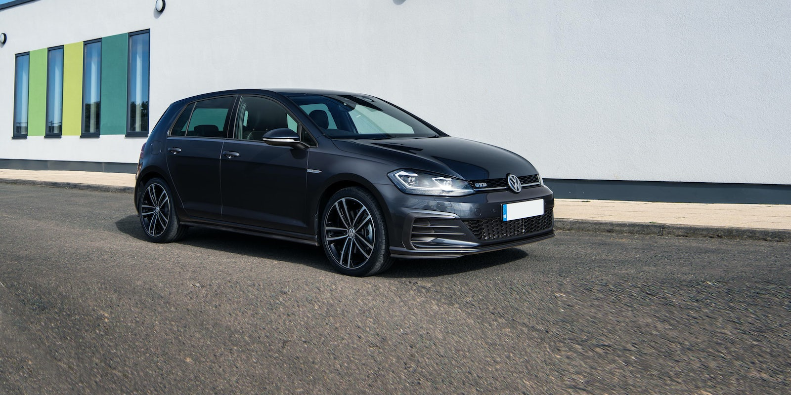 New Volkswagen Golf Gtd Review Carwow