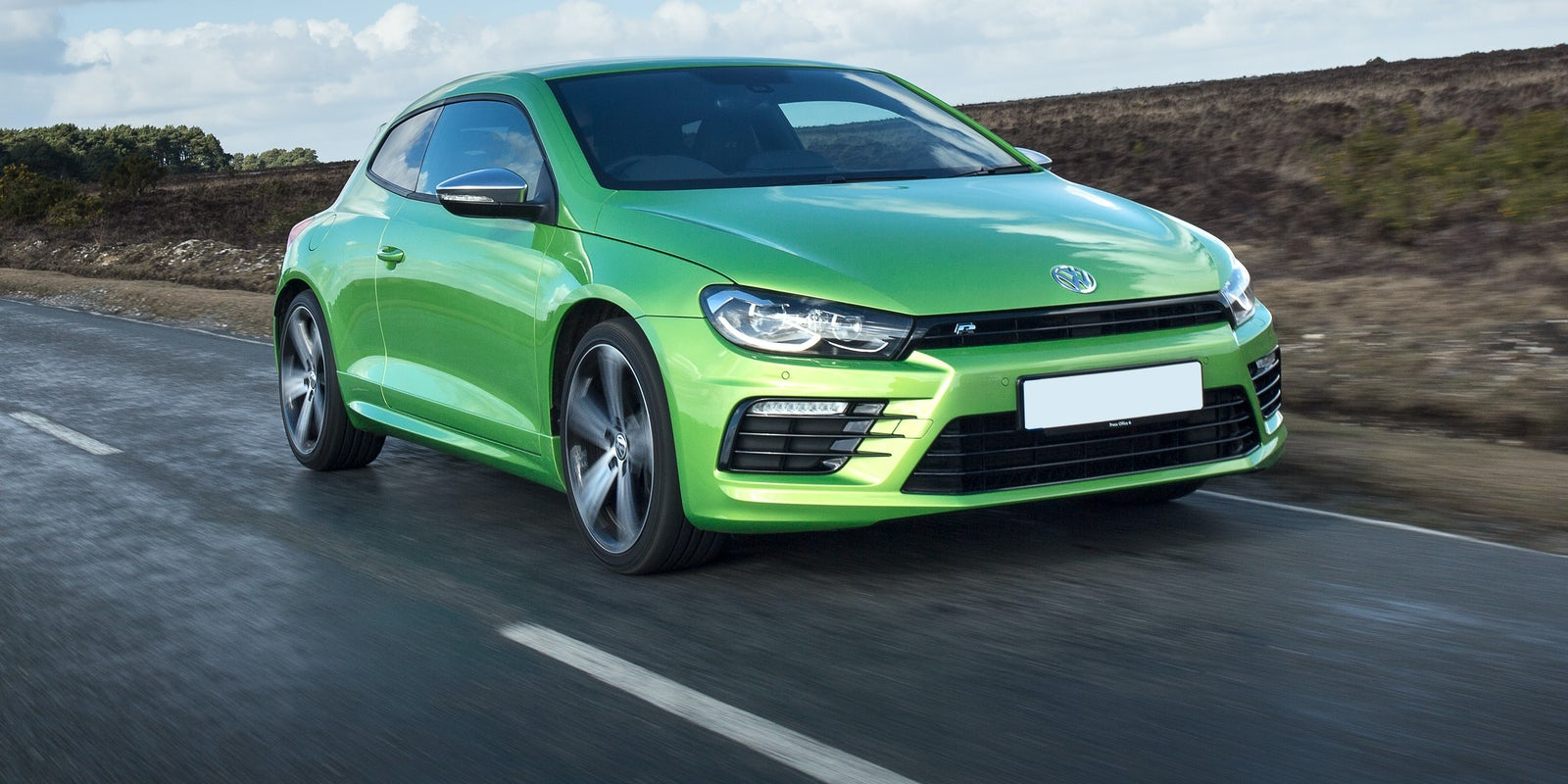 Volkswagen Scirocco R Review Carwow