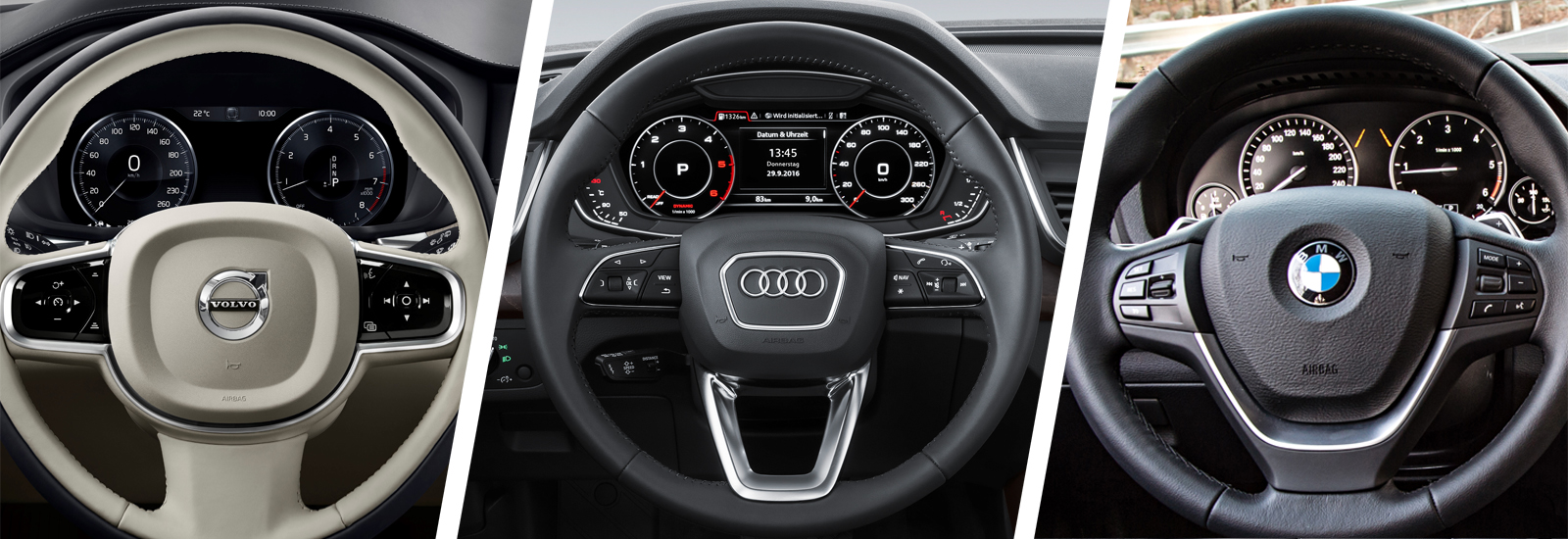 Volvo Xc Vs Audi Q Vs Bmw X Engines