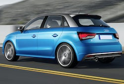 Audi A1 & A1 Sportback colours guide & prices | carwow
