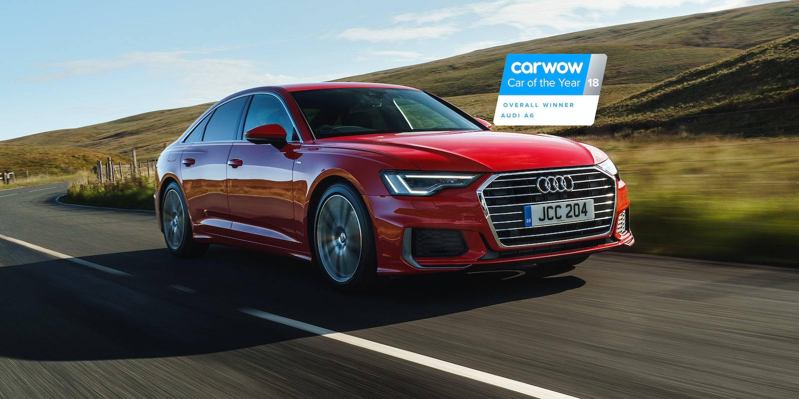 New Audi A6 Review Carwow
