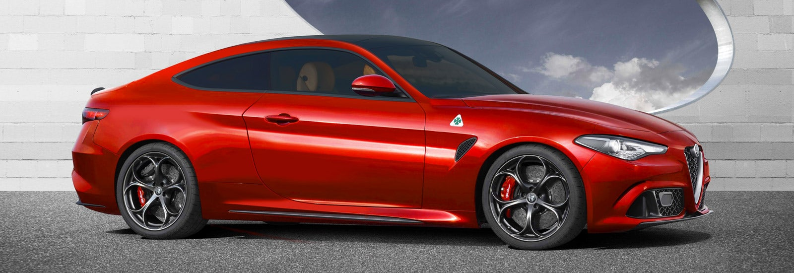 2019 alfa romeo giulia coupe gtv price specs and release date carwow. Black Bedroom Furniture Sets. Home Design Ideas
