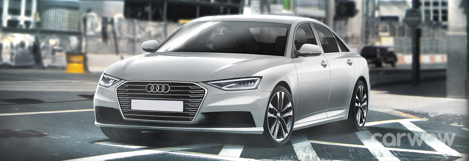 2019 audi a6 price specs and release date carwow. Black Bedroom Furniture Sets. Home Design Ideas