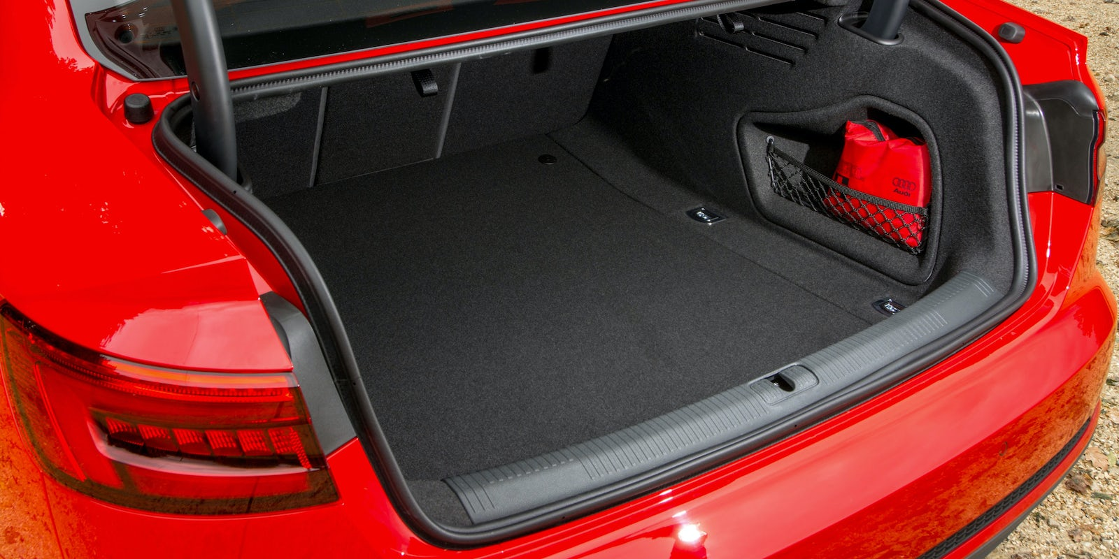 Audi A4 Boot Space Dimensions Carwow