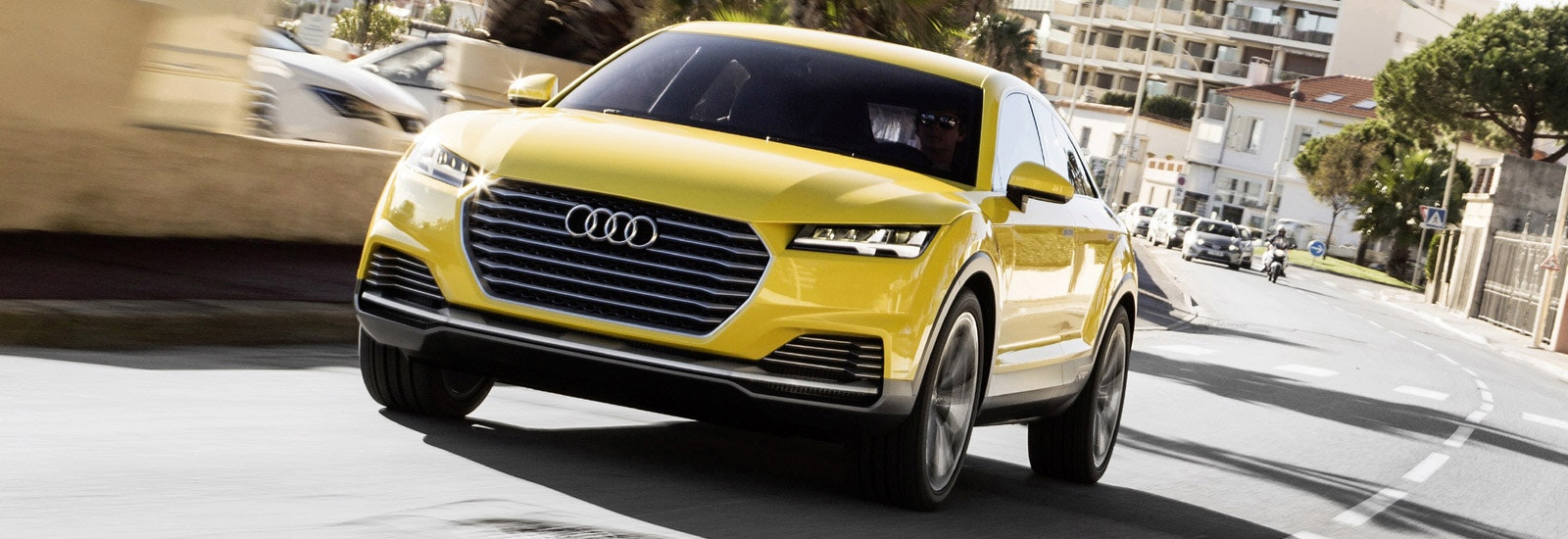 Audi Sq2 Release Date Uk >> 2019 Audi Q4 SUV coupe price, specs and release date | carwow