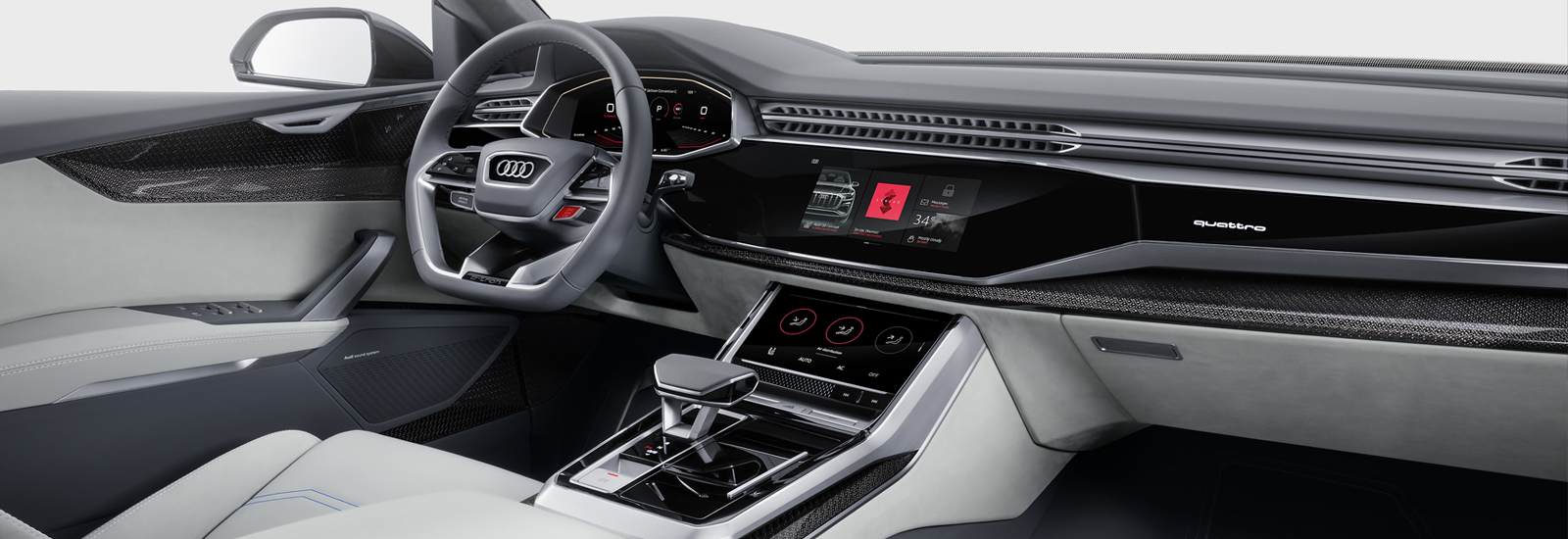 2018 audi models. interesting 2018 2018 audi q8 interior for audi models