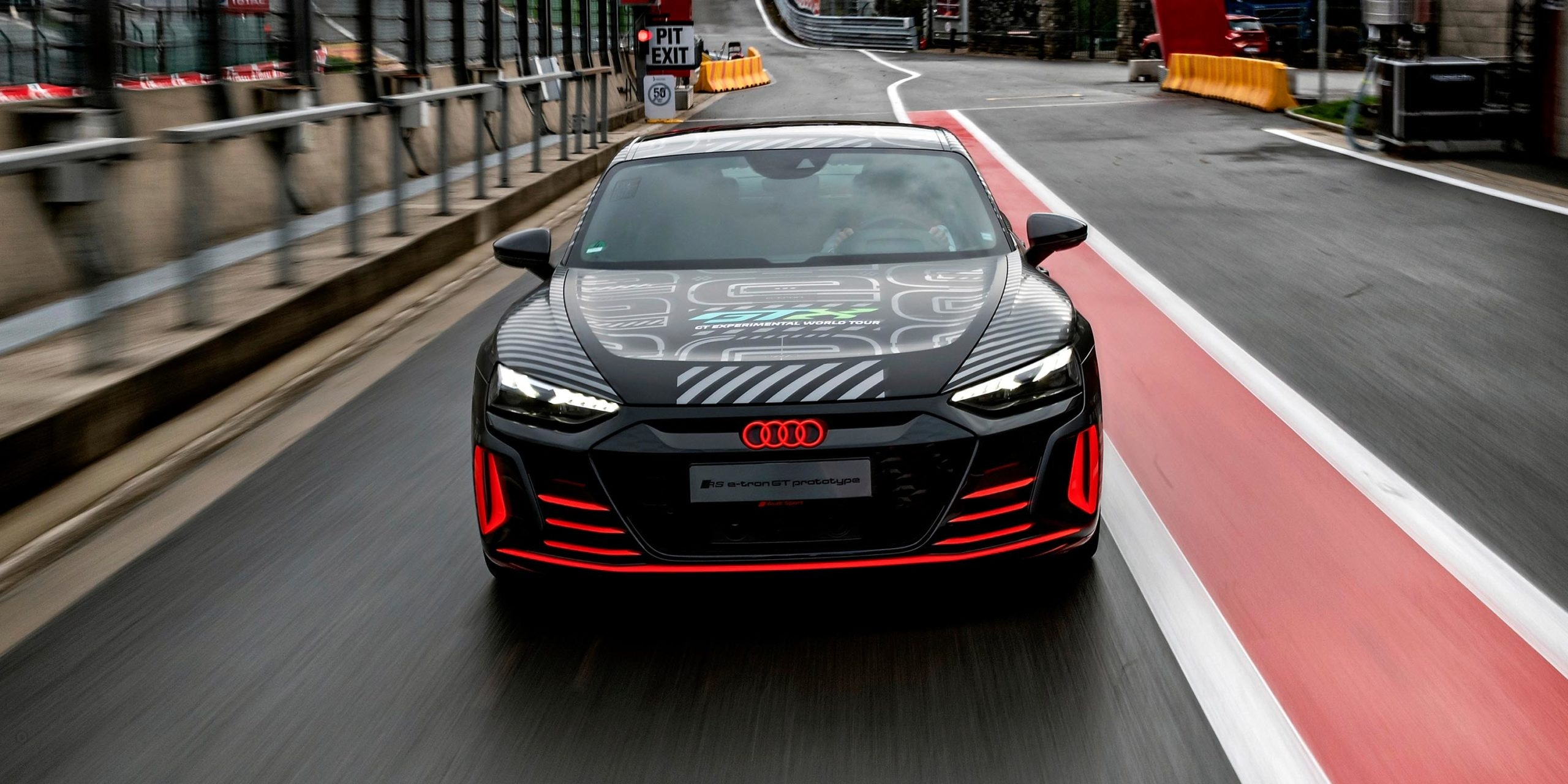 2021 Audi Rs E Tron Gt Driven Price Specs And Release Date Carwow