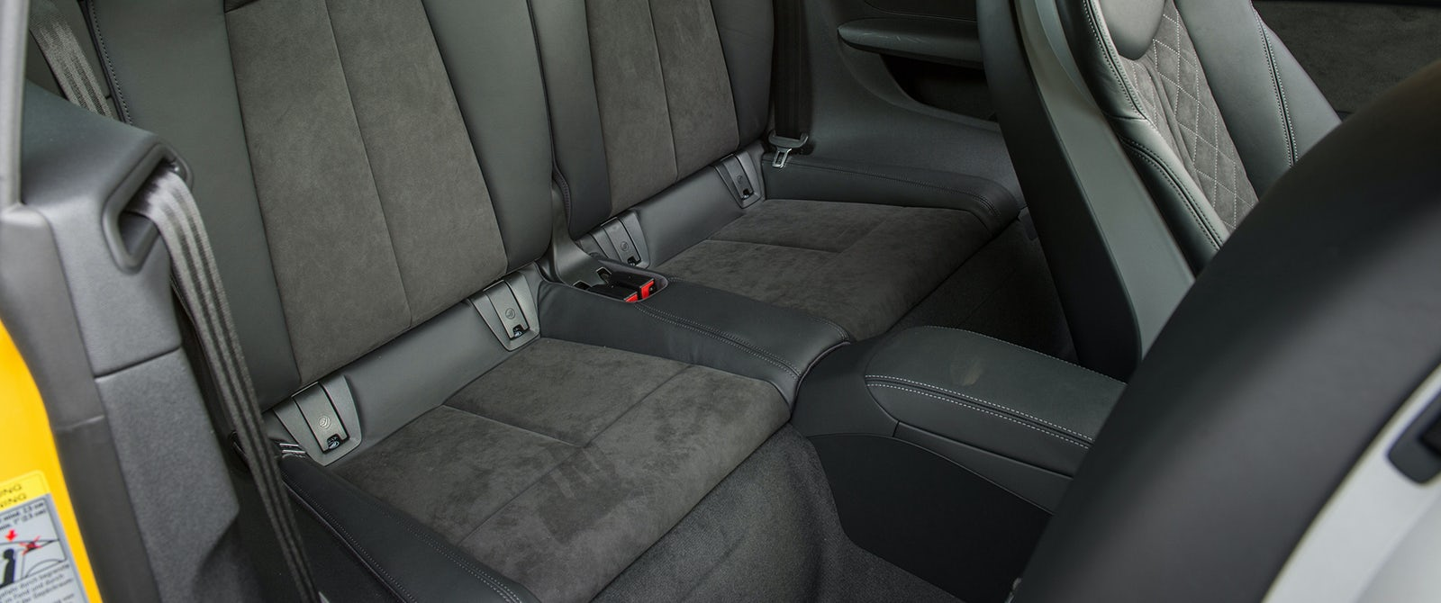 What Is Alcantara Suede Is It Worth It Carwow
