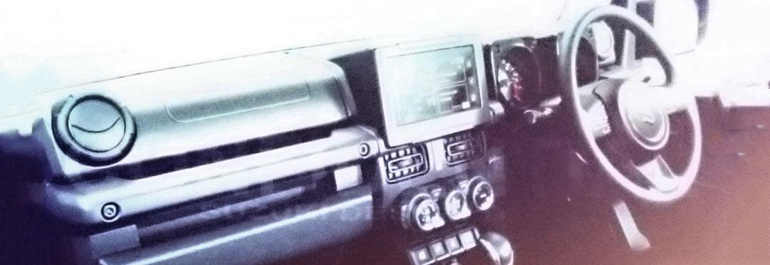 2018 Suzuki Jimny Suv Price Specs Amp Release Date Carwow