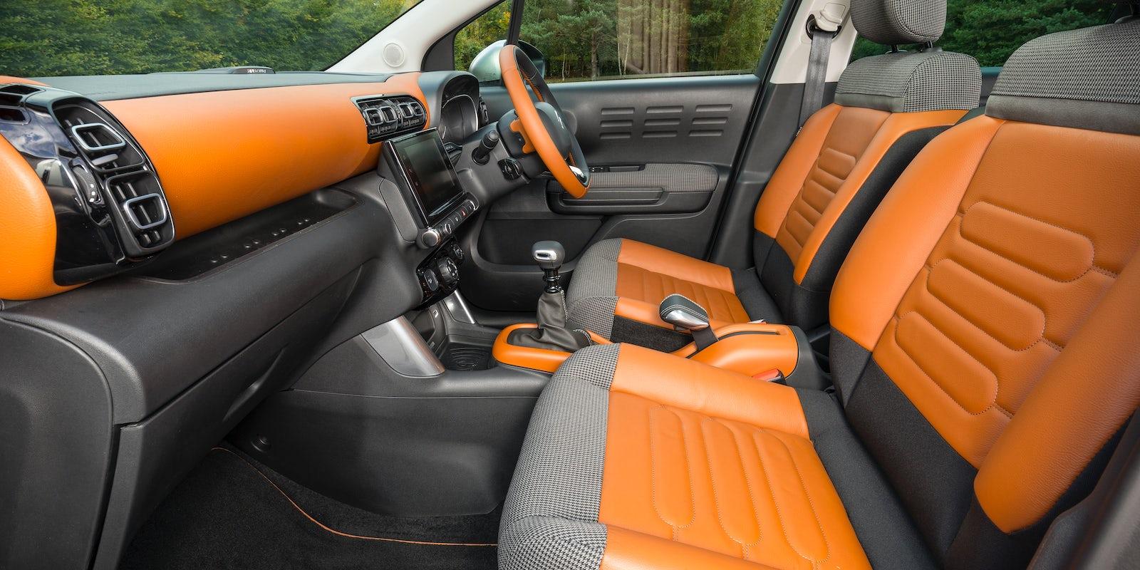 Orange Car Seat Covers Uk Velcromag
