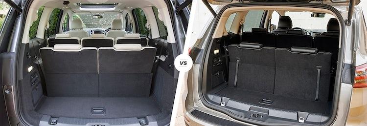 Ford Galaxy Vs Ford S Max Comparison Carwow