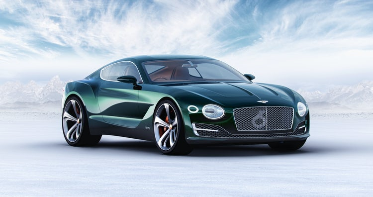 Bentley Is Reportedly Developing A New Sporting Coupe Called The Barnato Here S What We Know So Far