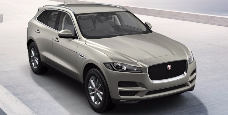 Jaguar F Pace Colours Guide With Prices Carwow
