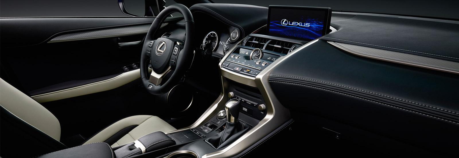 2018 lexus model release. wonderful lexus 2018 lexus nx facelift interior and lexus model release