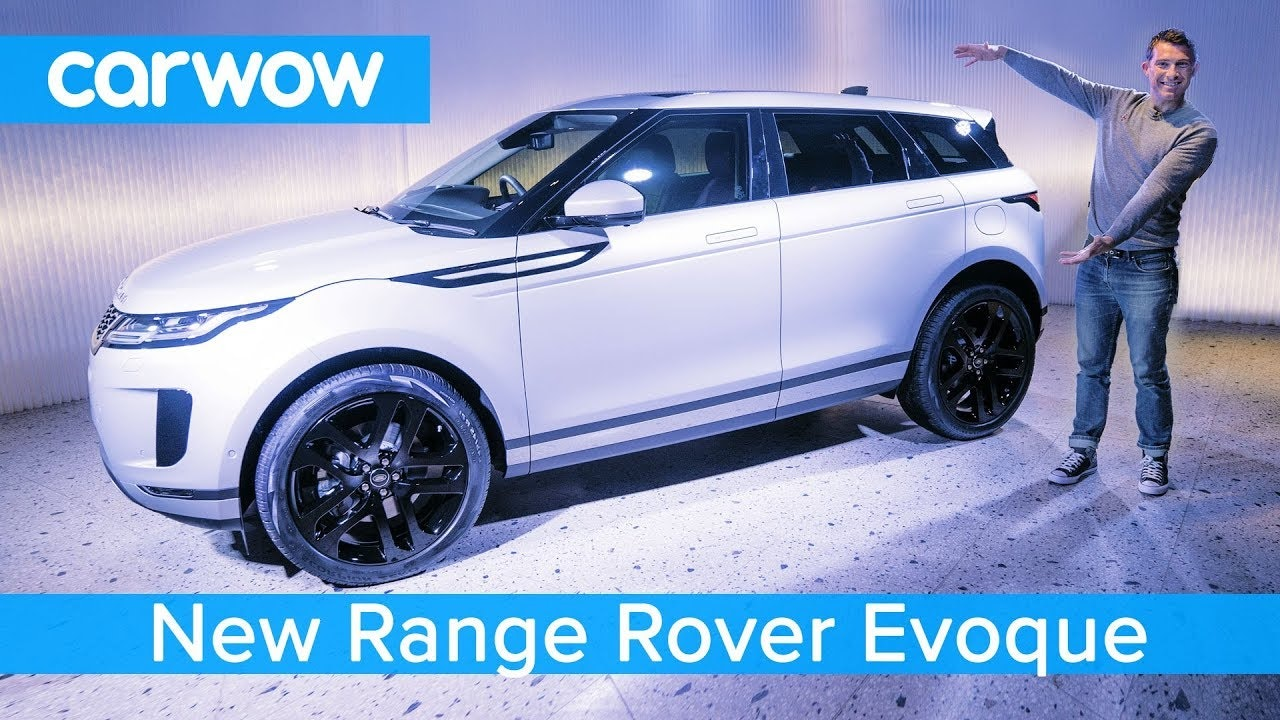New Range Rover Evoque Review Carwow