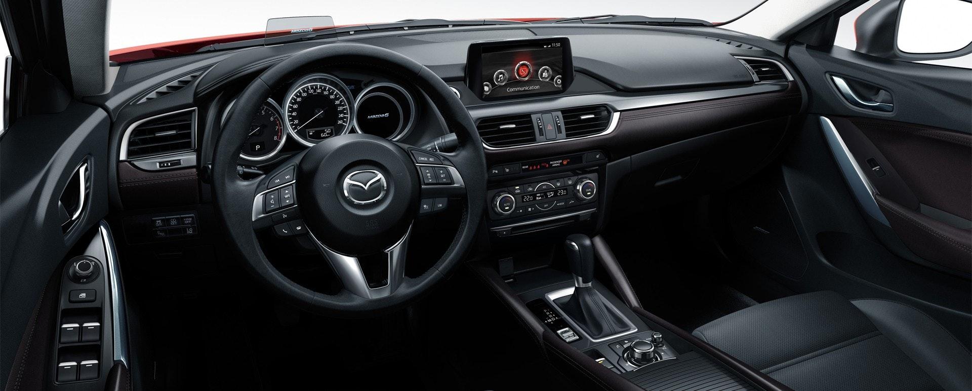 2015 mazda 6 facelift revealed carwow rh carwow co uk Review Mazda 6 Manual 2016 mazda 6 user manual
