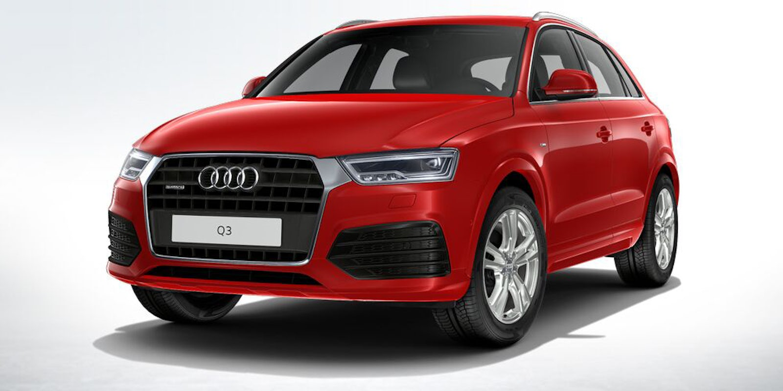 Audi Q Colours Guide And Prices Carwow - Audi car red