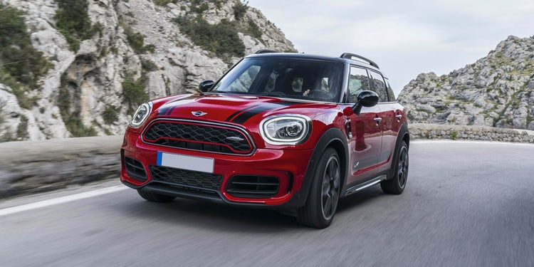 2017 Mini Countryman John Cooper Works Price Specs And Release Date