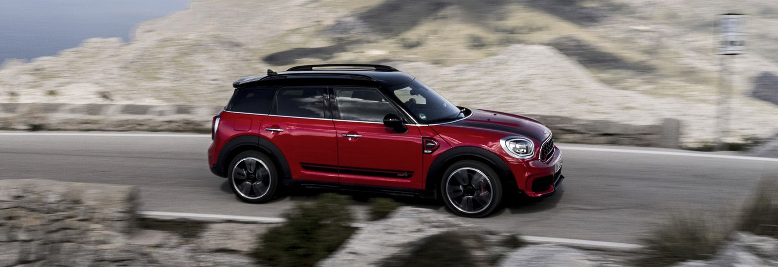 2017 Mini Countryman Jcw Engine And Driving