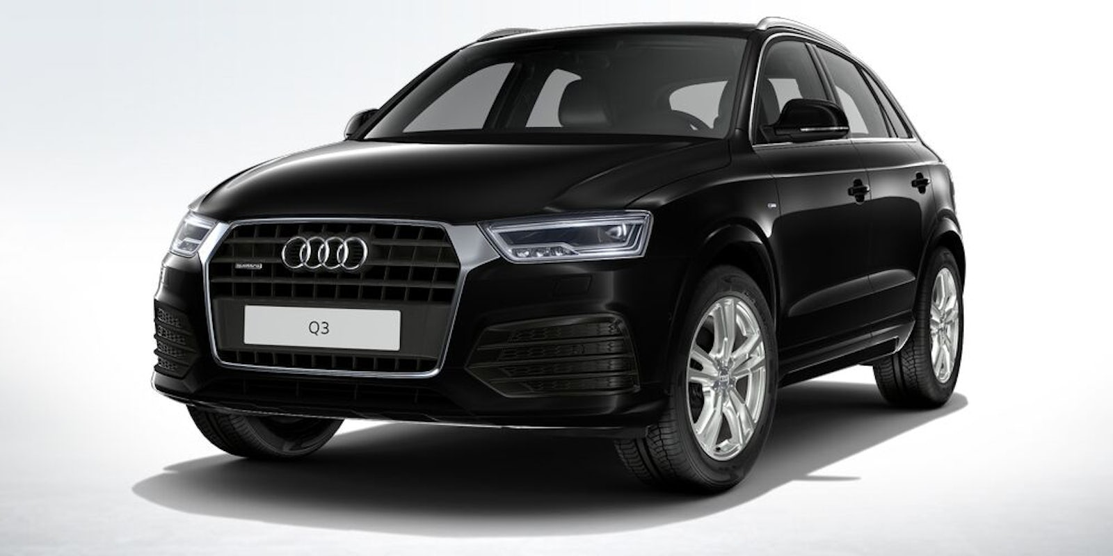 Audi Q3 Colours Guide And Prices