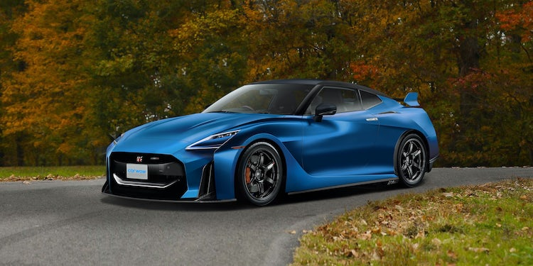 New Nissan Gt R R36 Skyline Price