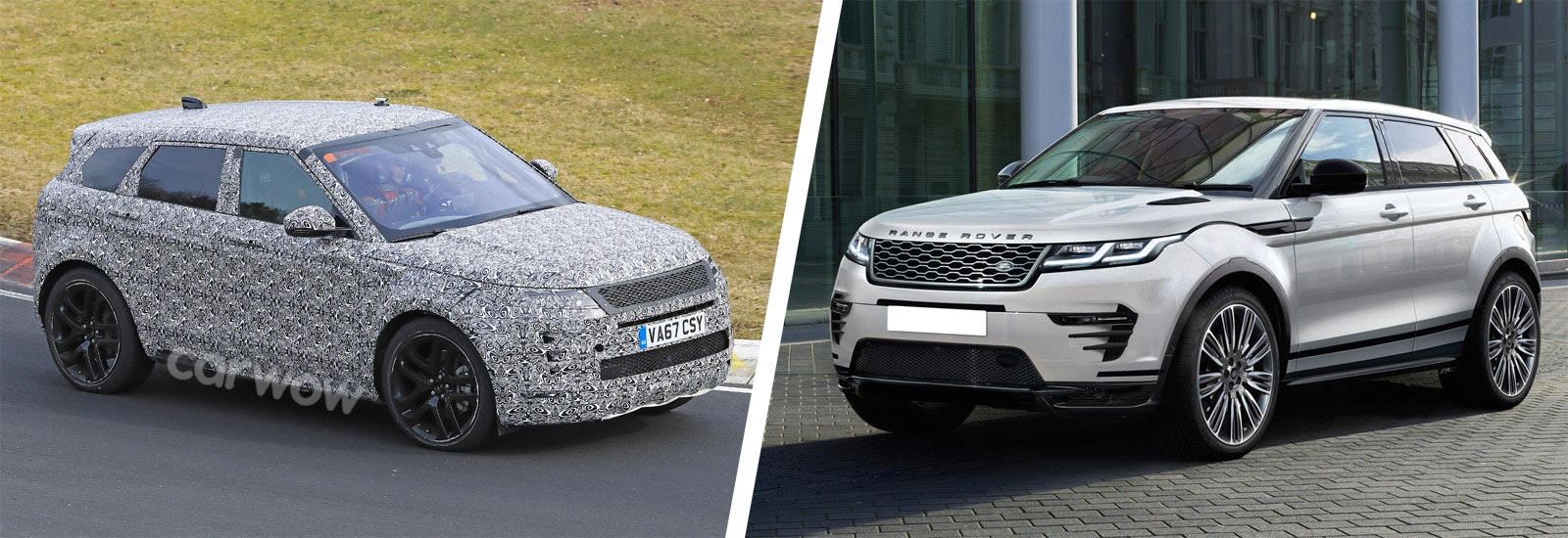 2018 7 Seater Cars >> 2019 Range Rover Evoque price, specs and release date | carwow
