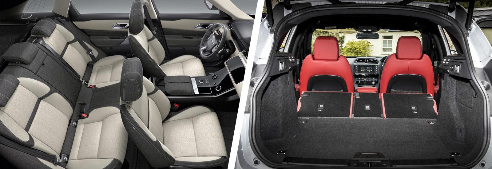 Range Rover Velar Vs Jaguar F-Pace SUV Comparison