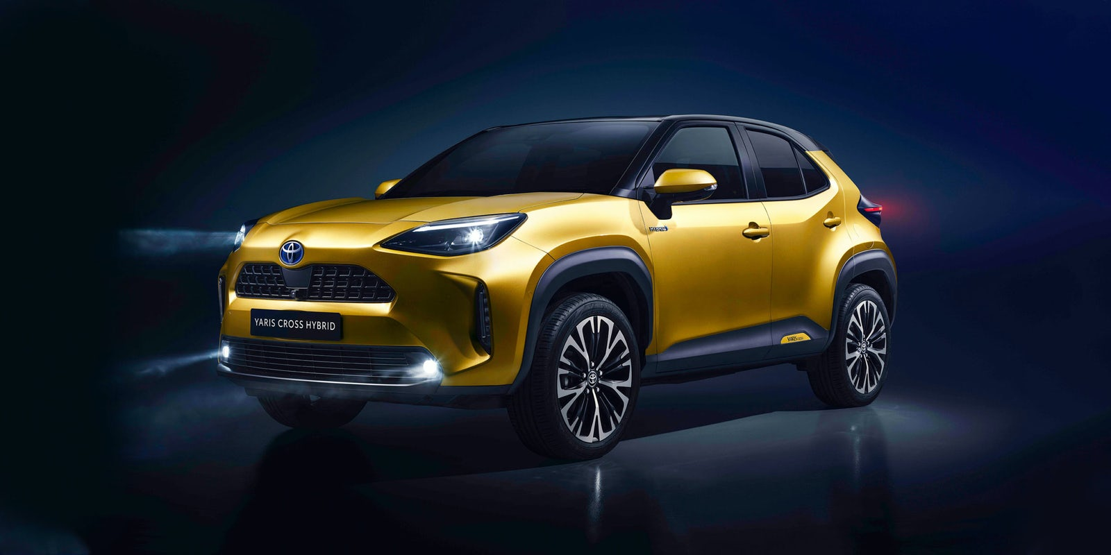 New Toyota Yaris Cross Revealed Price Specs And Release Date Carwow