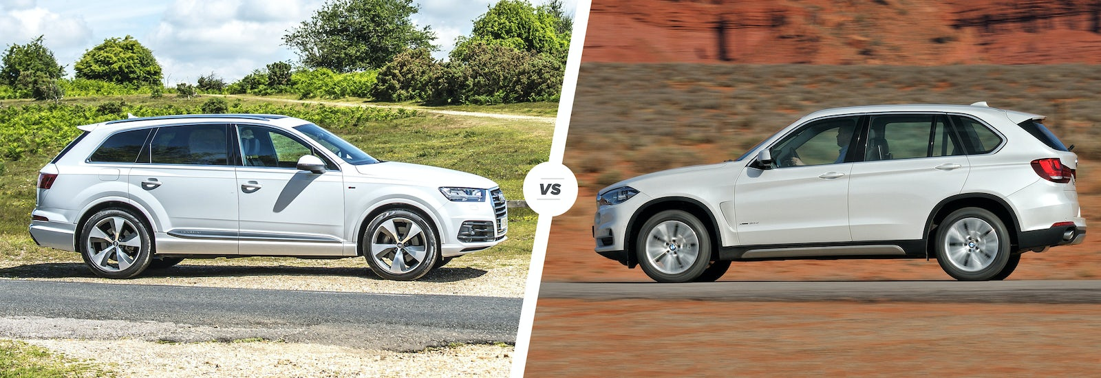 While The Q7 And X5 Are Both Capable Of Light Off Roading Theyre Unashamedly Designed For On Road Use Audis Gone To Great Lengths Improve Driving